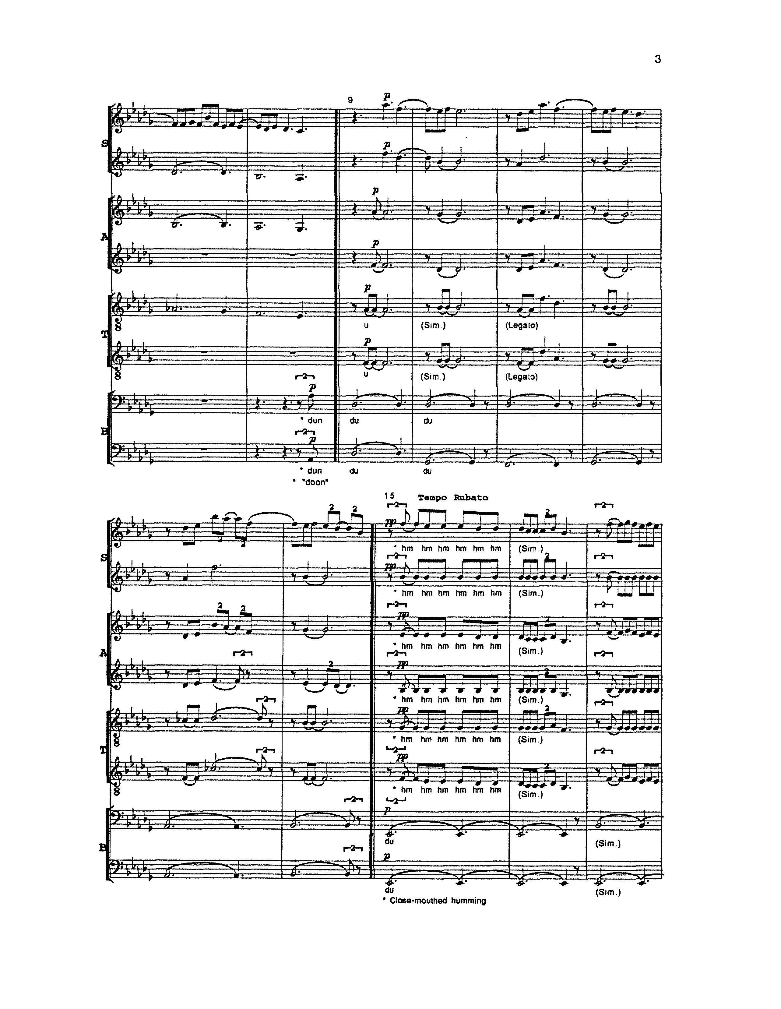 acheter populaire 9a5b0 987ba Clair de Lune (SC-2) - PDF Download 10 copies, by Ward Swingle